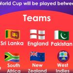 वर्ल्ड कप 2019 – World Cup 2019 के बारे में रोचक जानकारियां