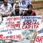 Quota for the economically backward
