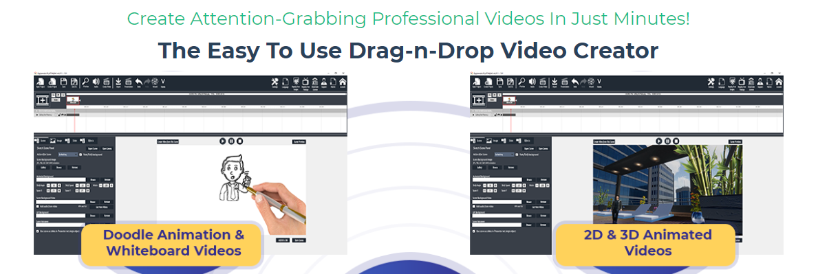 video creator videos in just minutes