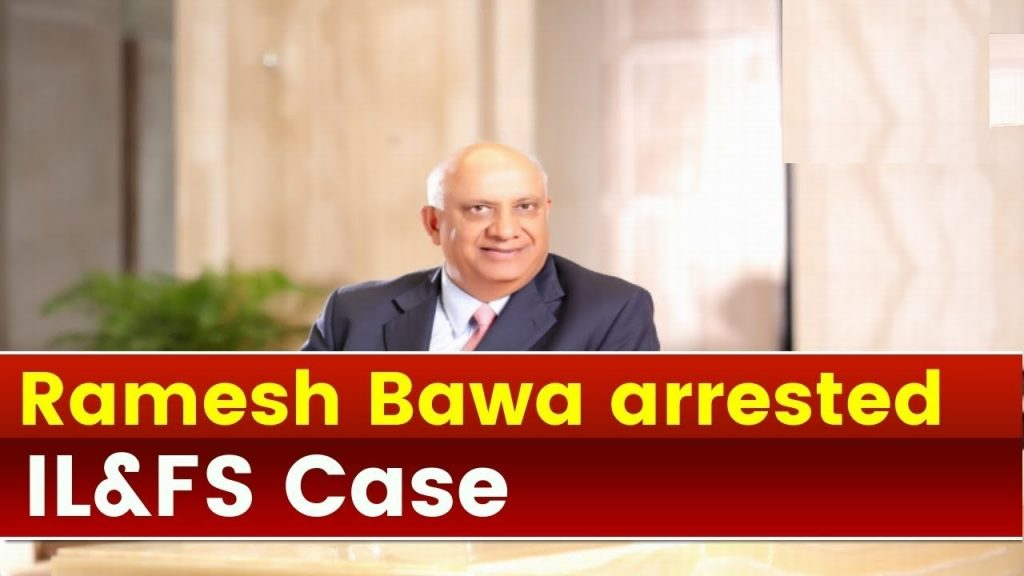 Ramesh Bawa Arrested in fraud case image
