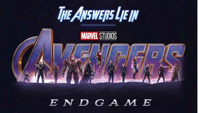 avengers endgame poster photo
