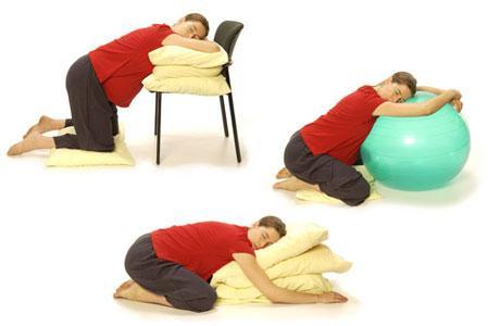 Pregnancy Image for Yoga