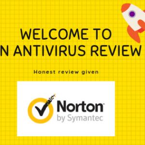 Norton Antivirus Review 2019 image and pic