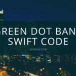 How to get [Green dot bank swift code]