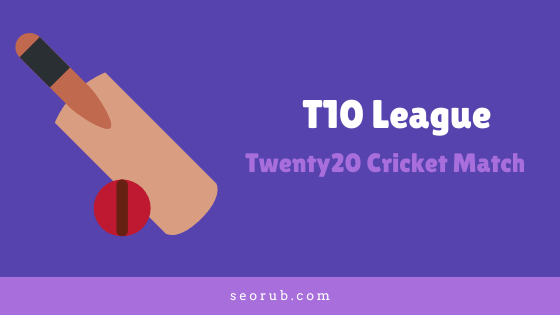 T10 League_ Twenty20 Cricket Match