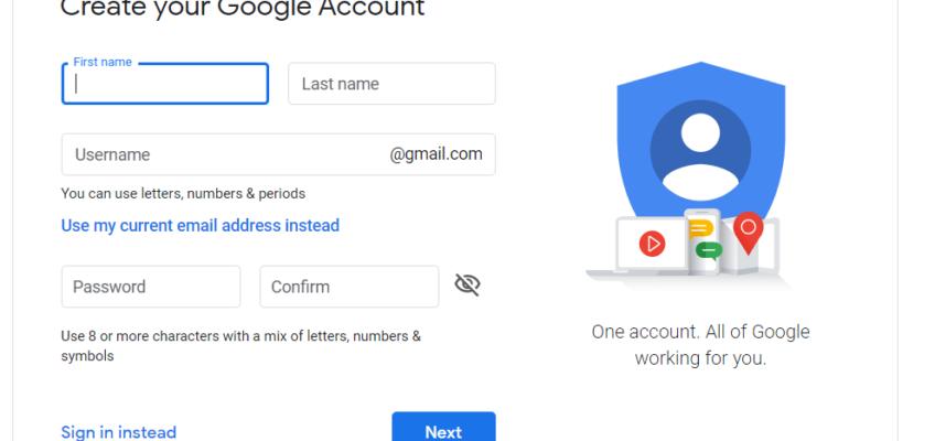 Email Id Kaise Banaye Jai? - ईमेल आईडी कैसे बनाये?