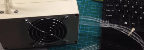 Liquid cooler for laptop Image