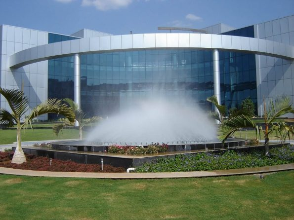 Infosys Software Development Center in Kolkata
