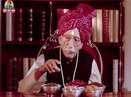 MDH Masale Brand Ambassador - Spice King! Shri. Dharampal Gulati Died